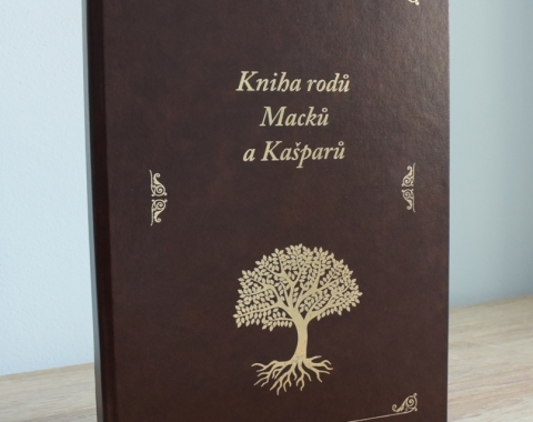 Kniha rodu Hledání předků
